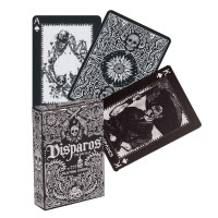 Ellusionist Disparos Tequila Black kortos