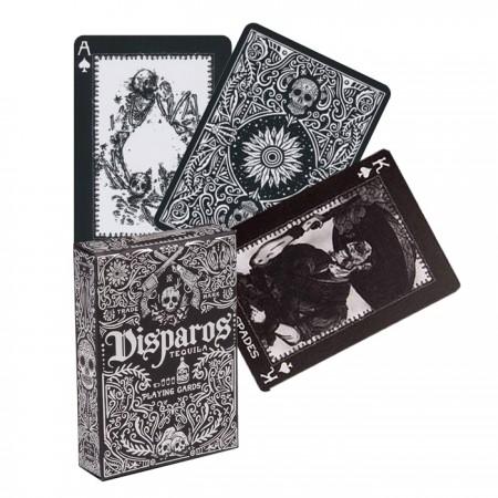 Ellusionist Disparos Tequila Black kortos