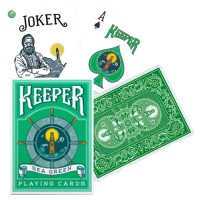 Ellusionist Keeper Sea Green Bicycle kortos