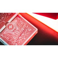 Ellusionist Cohort Red kortos