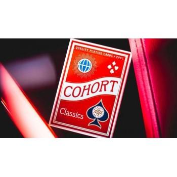 Ellusionist Cohort Red kortos