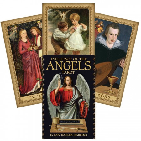 Influence Of The Angels taro kortos