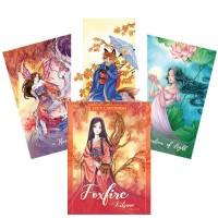 Foxfire: The Kitsune Oracle kortos