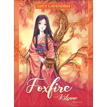 Foxfire: The Kitsune Oracle kortos