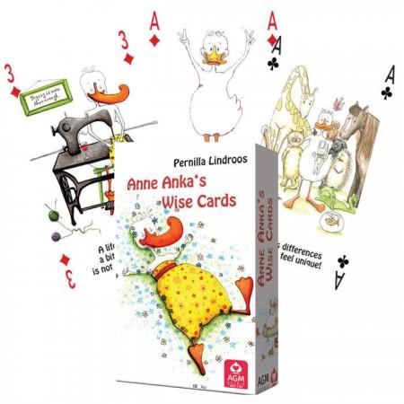 Anne Ankas Wise kortos