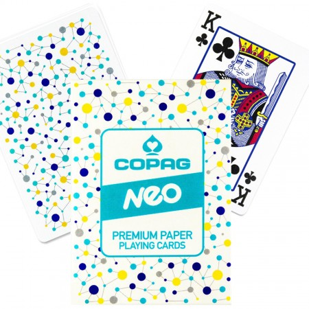 Copag Neo Connect pokerio kortos