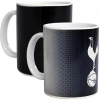 Tottenham Hotspur F.C. spalvą keičiantis puodelis