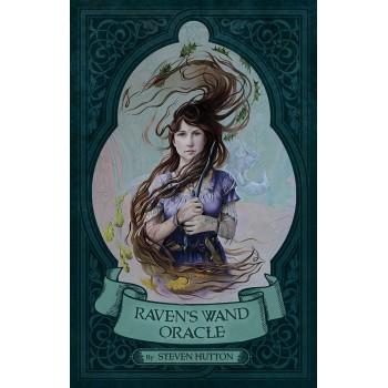 Oracle kortos Raven's Wand