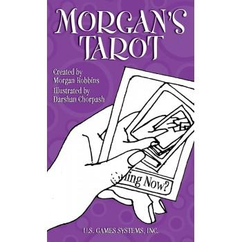 Taro kortos Morgan's