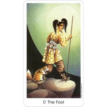 Tarot of the Cat People taro kortos ir knyga