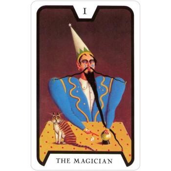Tarot of The Witches taro kortos