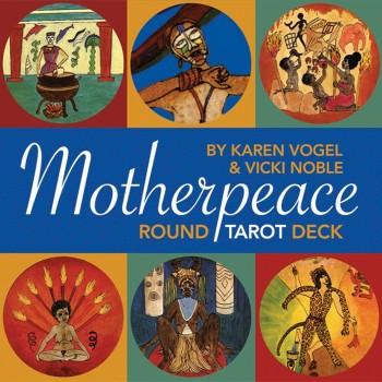 Taro kortos Motherpeace Round