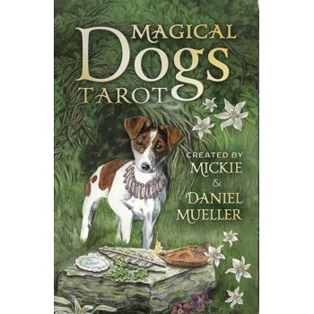 Taro Kortos Magical Dogs Tarot