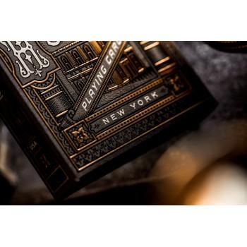 Theory11 Black Hudson kortos