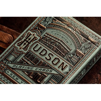 Theory11 Hudson kortos