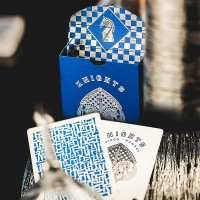 Ellusionist Blue Knights kortos