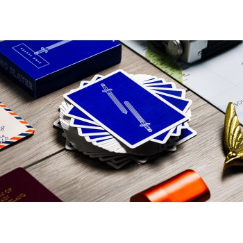 Ellusionist King Slayer kortos (mėlynos)