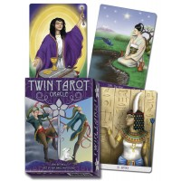 Oracle Kortos Twin Tarot