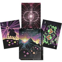 Healing Light Lenormand Taro kortos