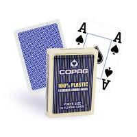 Copag 4 Corner pokerio kortos (Mėlynos)
