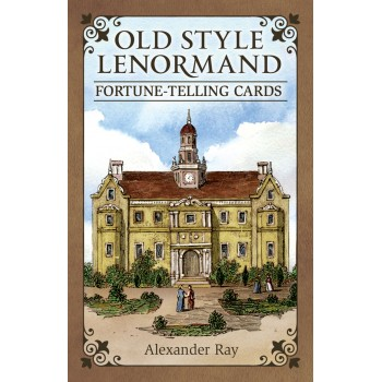 Old Style Lenormand Kortos