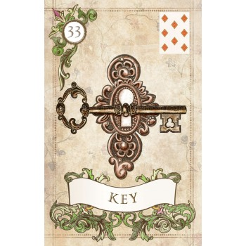 Old Style Lenormand Kortos