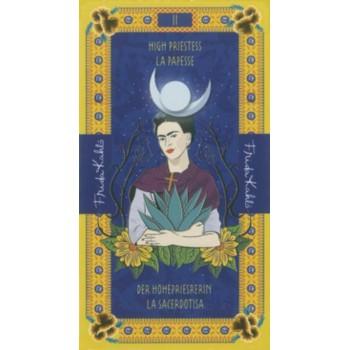 Taro kortos Frida Kahlo