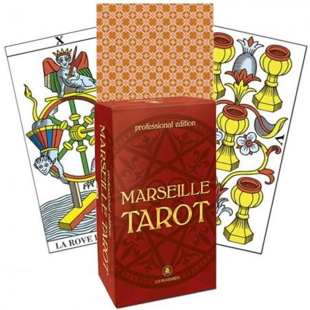 Marseille Professional Edition taro kortos