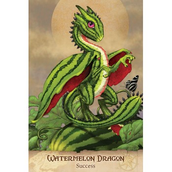 Taro kortos Field Guide To garden Dragons