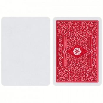 Copag 310 Face Off pokerio kortos (raudona)