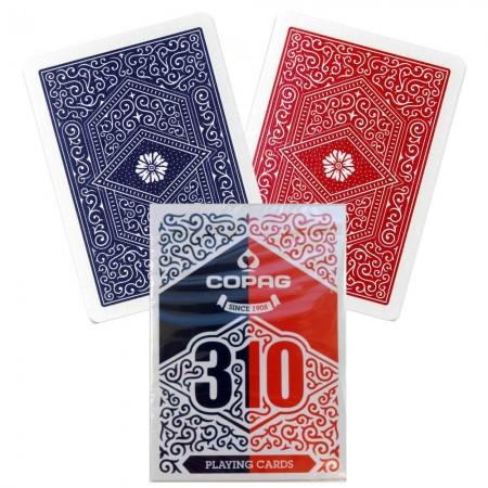 Copag 310 Double Back pokerio kortos