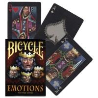 Bicycle Emotions kortos