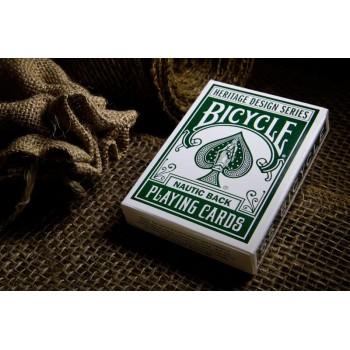 Bicycle Heritage Nautic Back kortos