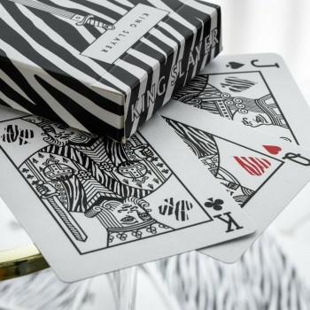 Ellusionist Zebra King Slayer kortos