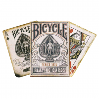 Ellusionist 1900 Vintage Blue Bicycle kortos
