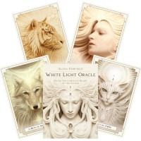 White Light Oracle kortos