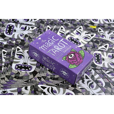 The Magic Tarot kortos
