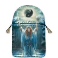 Sacred Priestess satininis  maišelis kortoms