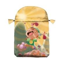 Happy satininis maišelis kortoms