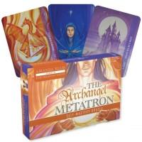 Archangel Metatron Oracle kortos