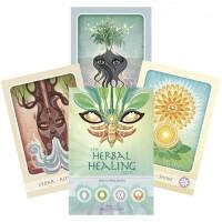 Taro Kortos Herbal Healing Deck