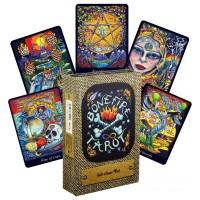 Taro Kortos Bonefire Tarot