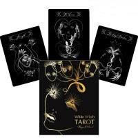 Taro Kortos White Witch Tarot