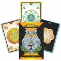 Taro Kortos Sacred Geometry Healing Cards