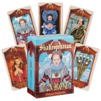 Taro Kortos Shakespearean Tarot