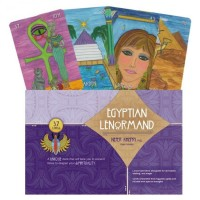 Taro Kortos The Egyptian Lenormand