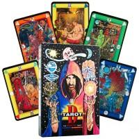 Taro Kortos Tarot D: The Didactic Tarot