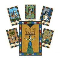 Taro Kortos The Minoan Tarot