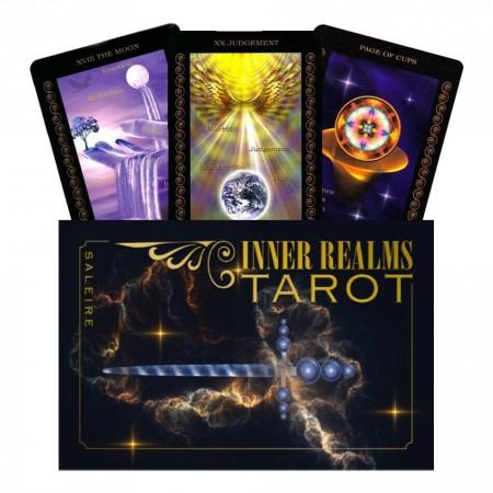 Taro Kortos Inner Realms Tarot