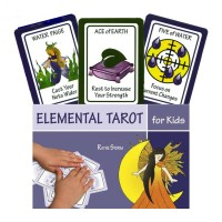 Taro Kortos Elemental Tarot for Kids
